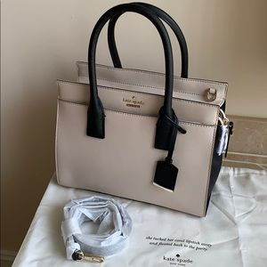 NWT KATE SPADE CAMERON SMALL CANDACE SATCHEL